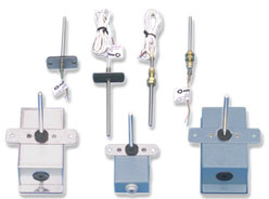 Duct temperature sensors