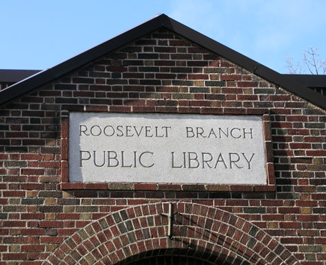 Roosevelt Library - Hennepin County, MN