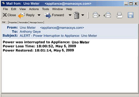 Maverick Email Power Cycle Email