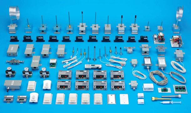 MAMAC Systems Sensors, Transducers, IP Appliances, and Control Peripherals